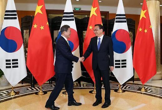 文대통령 청두, 일대일로 프로젝트 관문…리커창 중·한 혁신 지탱 역할