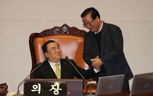 선거법 필리버스터 자정 기해 종료…26일 본회의 표결 가능