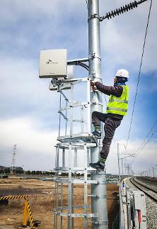 SK텔레콤, 전라선 LTE-R 구축… 열차에, 세계최초 LTE 통신방식 활용