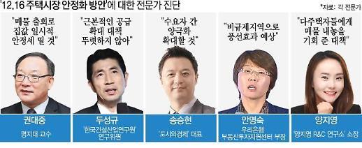 [2019 아주경제 건설부동산 10대 뉴스-6] 12·16 부동산대책 발표