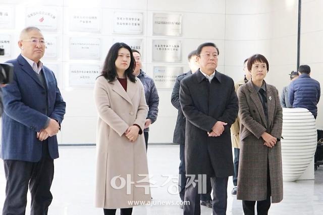 <산동성은 지금>[인사] 옌타이 고신구 [중국 옌타이를 알다(426)]