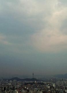 3일 전국 구름…전남 서해안은 빗방울