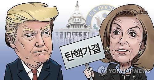 美상원 개원…트럼프 탄핵 공화·민주 2라운드 공방 격돌
