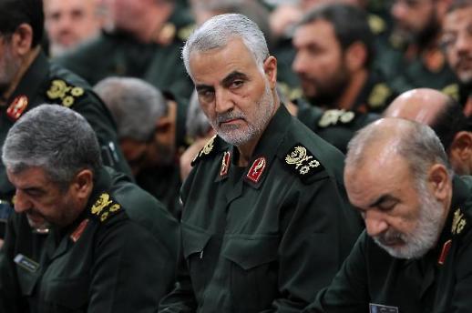 이란 군부실세 솔레이마니 美공습에 사망…중동정세 '일촉즉발'