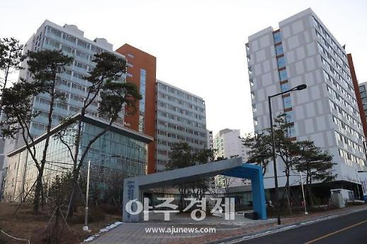 월 15만원 대학생 기숙사 신청 16일까지