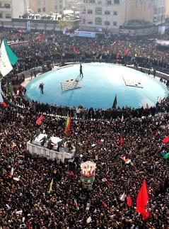 이란 솔레이마니 장례식서 35명 압사