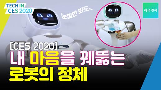 [CES 2020] 중국 1위 로봇 기업 유비테크(UBTECH)가 선보인 로봇 워커(Walker)