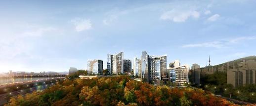 현대건설, 옥수 한남하이츠에 강북권 첫 디에이치 제안