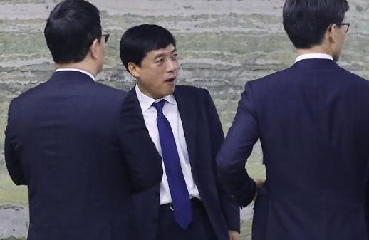 이성윤 국장 '문자' 논란... 주광덕의 실수? 고의?