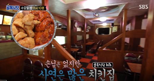[백종원의 골목식당] 홍제동 문화촌 골목···'레트로 치킨집'