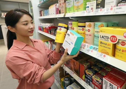 올리브영, 설 선물 건기식 '유산균' 뜬다…매출 3배 '껑충'