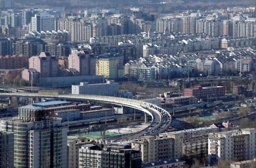 중국 주택경기 본격 둔화세…지역별 집값 양극화 뚜렷