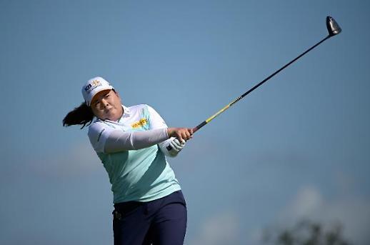 박인비, LPGA 개막전 1R 2위…올림픽 정조준