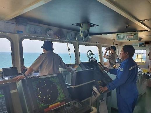 DL 릴리호, 인도네시아 억류 100일만에 풀려나