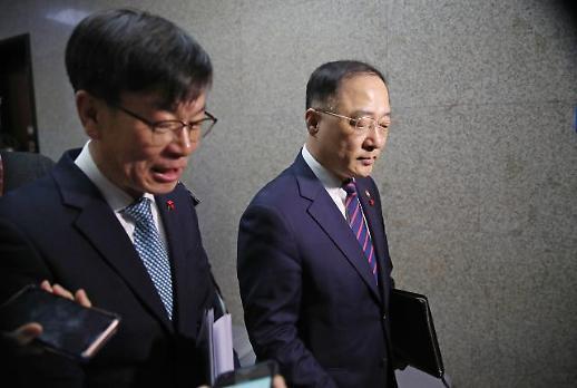 """김상조 """"부동산 매매 허가제 안 해…2월부터 강남 강제조사"""""""