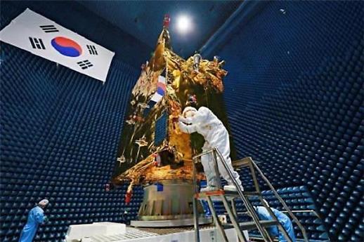 천리안위성 2B호, 차질없이 발사 준비 중… 한반도 미세먼지 관측 책임진다