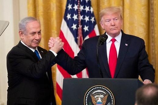 美 중동평화계획 제안...팔레스타인 흥정 대상 아냐 반발