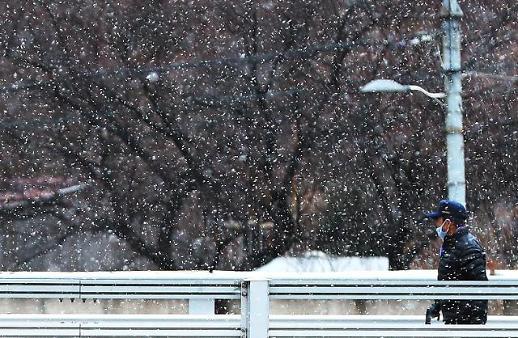 [포토] 겨울 끝자락, 한 폭의 수채화로