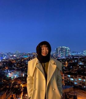 이태원 클라쓰 김다미, 매력 뚝뚝 근황 공개 밤하늘 클라쓰