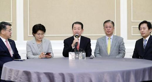 빨리지는 이합집산, 호남 3당 민주통합당…미래통합당에 원희룡 합류