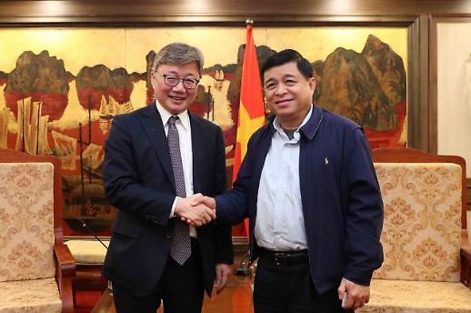 채희봉 가스공사 사장 베트남 LNG 가스복합발전 참여 요청