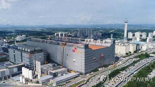 SK하이닉스, 코로나19 밀접접촉자 발생으로 이천 건물 1동 폐쇄