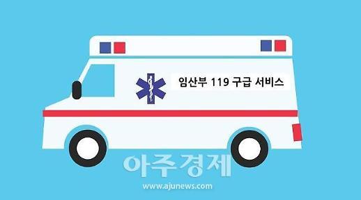 포항시 남·북구보건소, 새 생명 탄생 '119 구급서비스' 시행