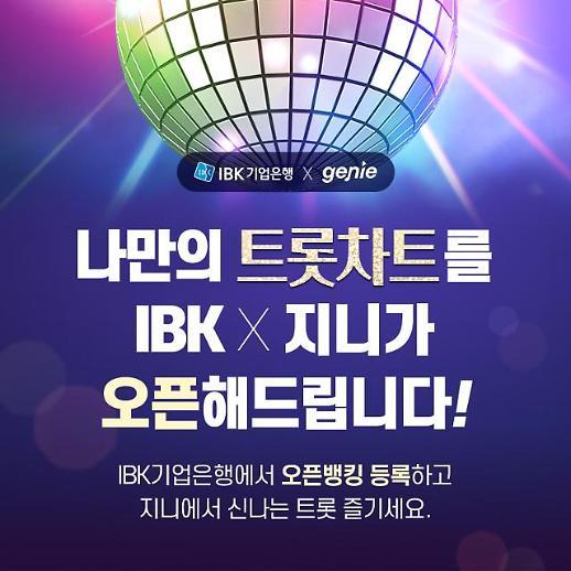 지니뮤직, 트로트 인기 1년새 5.8배 상승