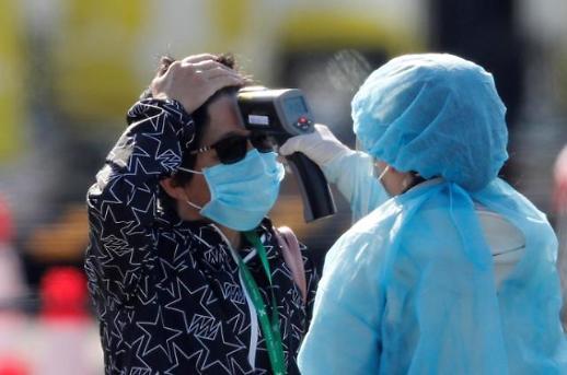 [코로나 19] 수요급증에 일본도 마스크 품귀
