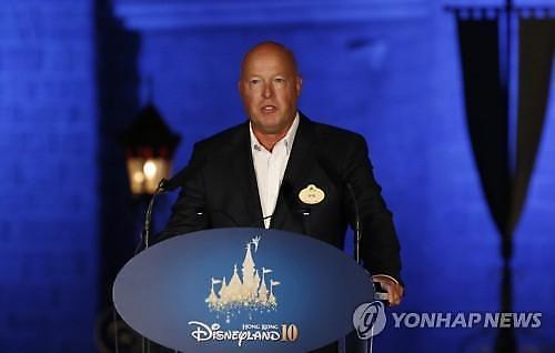 디즈니 밥 아이거 CEO, 15년 만에 깜짝 퇴임