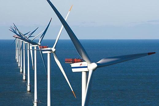 해상풍력 뜨는데...국내 풍력 터빈시장 절반은 해외 제조사