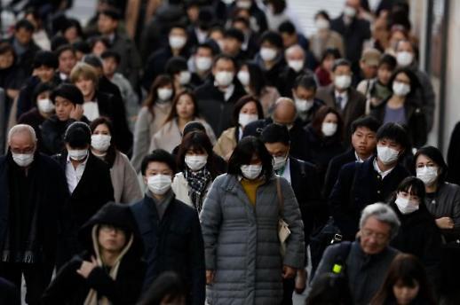 [코로나 19] 일본 검사 안하나 못하나? 하루 900건 검사에 그쳐
