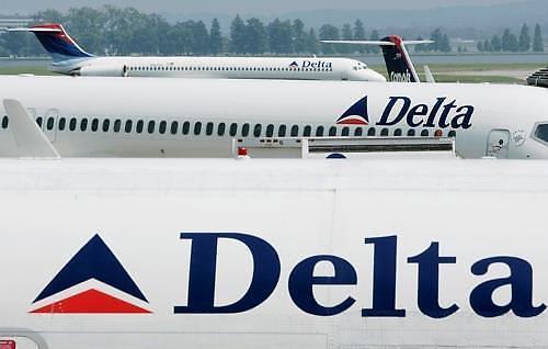 [코로나19]美 델타항공, 한국행 항공편 축소 운행