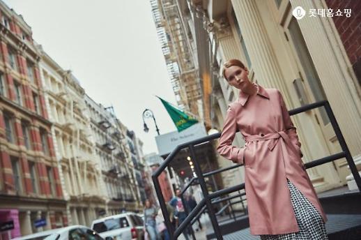 롯데홈쇼핑, 美 대표 디자이너 데렉 램 패션 브랜드 단독으로 선보인다