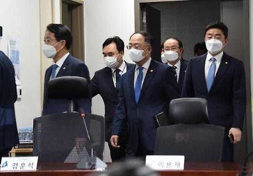 [코로나19] 방역 대응체계 구축·돌봄 비용 지원에 771억원 예비비 투입