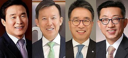 주총일정 속속… 임기만료 앞둔 증권사 수장들 연임·교체 갈림길