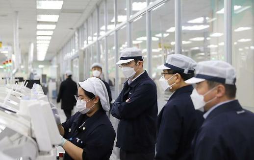 갤럭시Z플립 흥행에 코로나19 변수…삼성 구미사업장 재택근무 1주일 더