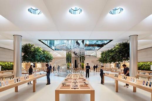 애플, 코로나 사태에 중국 외 글로벌 전지역 애플스토어 휴점