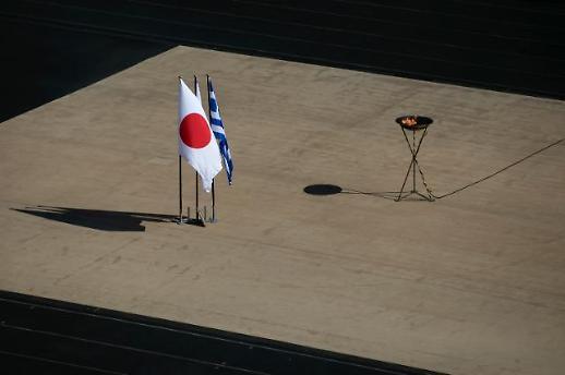 [포토] 진퇴양난 일본, 올림픽을 어찌할까?
