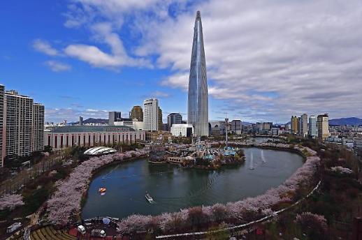 [코로나19]송파구 석촌호수 벚꽃축제 전면 취소