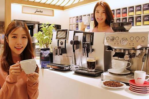 집에서 홈카페 즐기세요…롯데百, 커피 머신 일부 할인 판매
