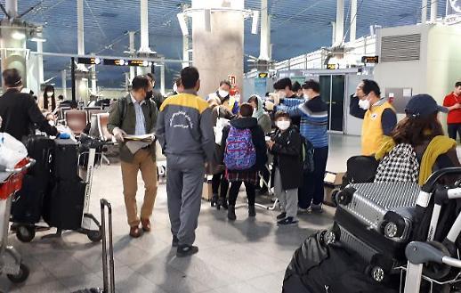 [코로나19] 이란 재외국민, 성남시 코이카 연수센터서 검체검사 후 귀가