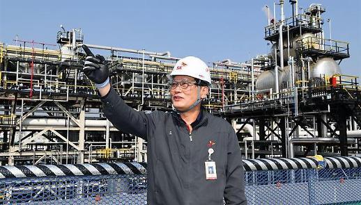 박경환 SK에너지 부사장 저유황유 매출 당초 전망의 50%
