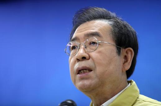 [코로나19] 박원순 中·日 수도에 재난극복 협의체 제안