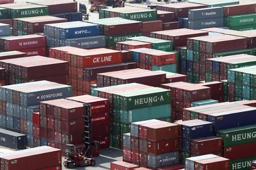 코로나19 중국 수출입 물동량 악영향...지난달 12% 감소