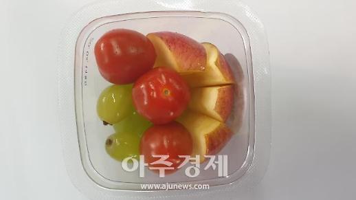 경북도, 코로나19 전담병원·도 생활치료센터에 컵 과일 공급