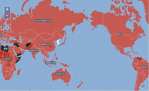 [광화문갤러리] 팬데믹 2주, 전 세계에 빨간 불이 들어왔다