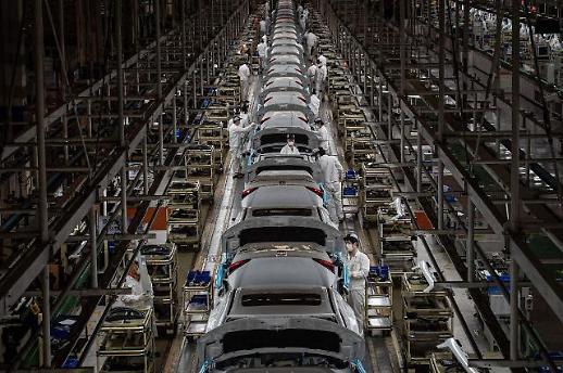 [코로나19 車업계 위기] 정부, 자동차 부품 기업에 100억 지원