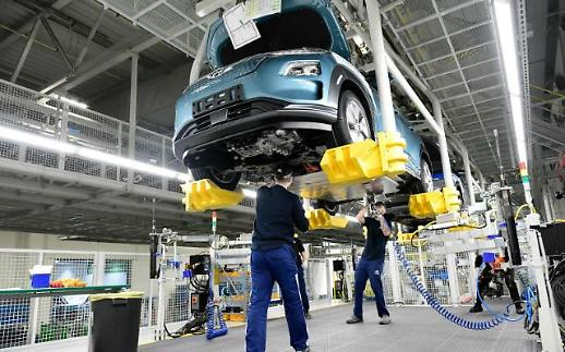 완성차 5개사, 3월 국내서 15만대 판매···코로나19 여파 수출은 20% 급감