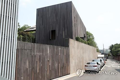 전국에서 가장 비싼 집, 이건희 회장 한남동 자택